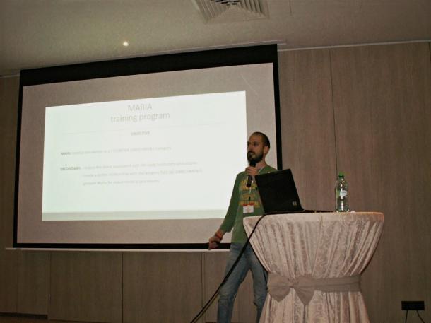 prezentare program training