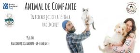 Radio Animale a ajuns la RadioCluj!